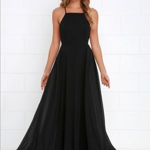 PETITE Lulus Mythical Kind of Love Maxi Dress